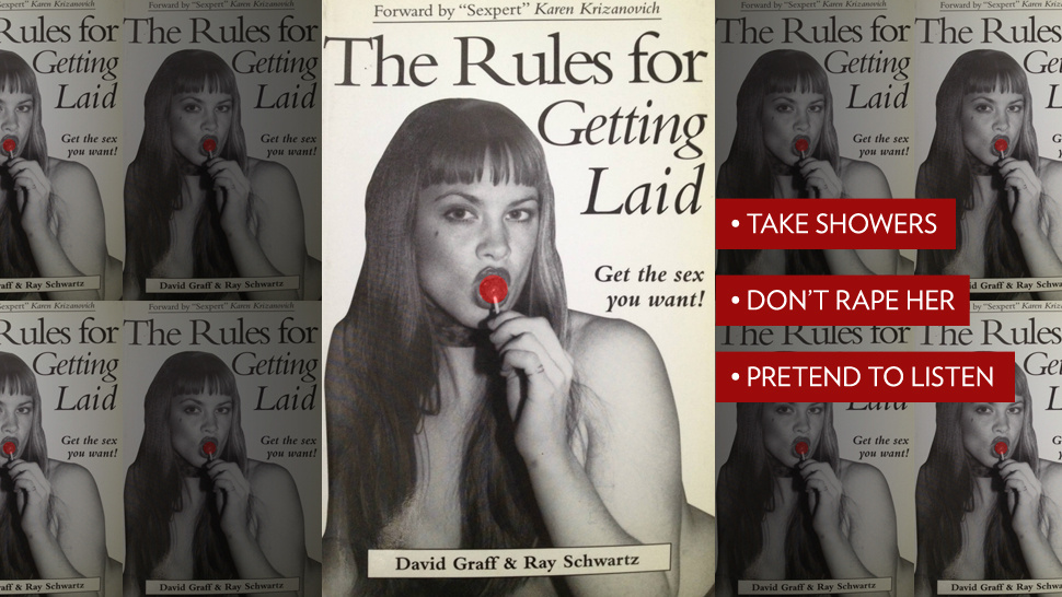 <em>The Rules for Getting Laid</em>: The Most Hilarious Self-Help Sex Book Ever