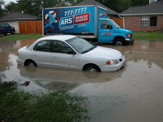 Turn Around Don't Drown: Houston Street Flooding Mega-Gallery