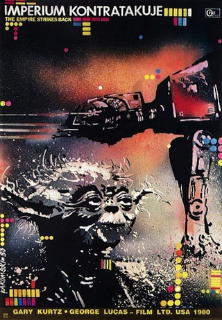 Star Wars Polish Movie Posters
