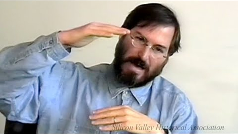 Steve Jobs Explains How Every Tech Innovation Will Be Lost to History