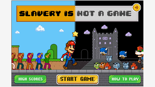 Flash Game Says Nintendo's Console Manufacturing Supports Slave Labor