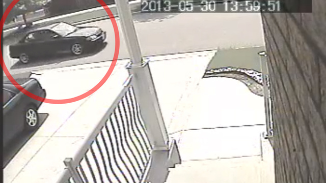Help Us Identify This Vehicle Police Suspect Was Used In A Homicide