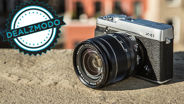 These Gorgeous Fuji Mirrorless Cameras Are Your Deal of the Day