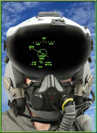 F 35 Helmet Display System To Scare The Bejeezus Out Of