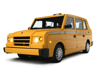 Sneak Peek at NYC's Future Taxis