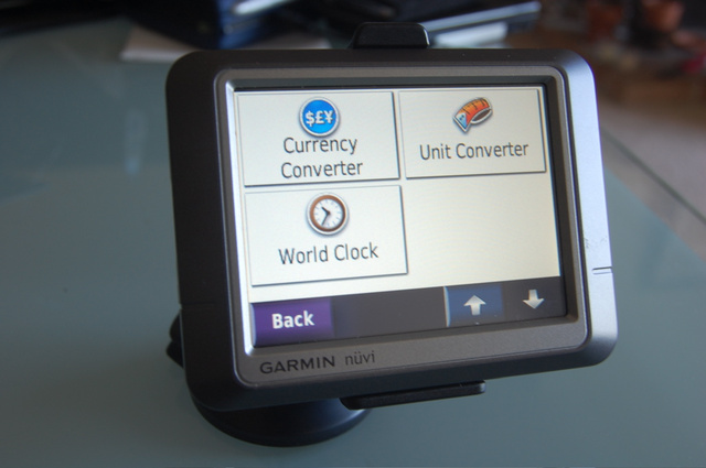 First Garmin Nuvi 200 GPS Review: Barebones, Fast, Capable