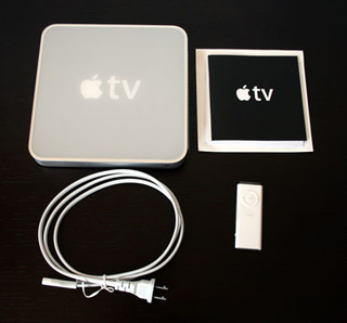 AppleTV First Unboxing