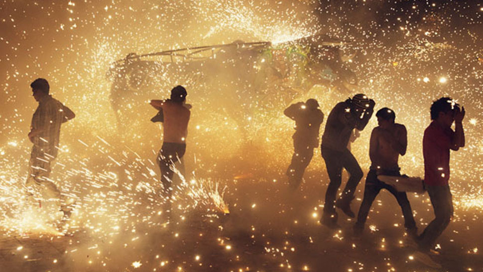 Mexico's National Pyrotechnics Festival Looks Absolutely Insane(ly Fun)