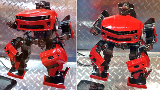 Tomy's Self-Transforming RC Cars Could Be the Greatest Toy Ever