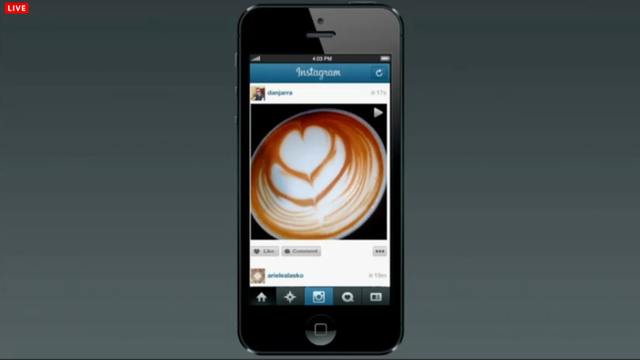 Video on Instagram: Facebook's New Vine-Like Video Sharing