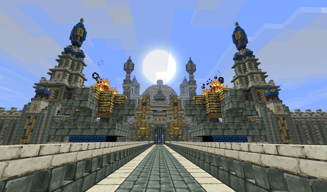 Summer Video Game Series: The Best Of Minecraft Architecture
