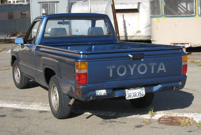 Mid City Subaru >> The Most Reliable Motor Vehicle I Know Of: 1988 Toyota Pickup