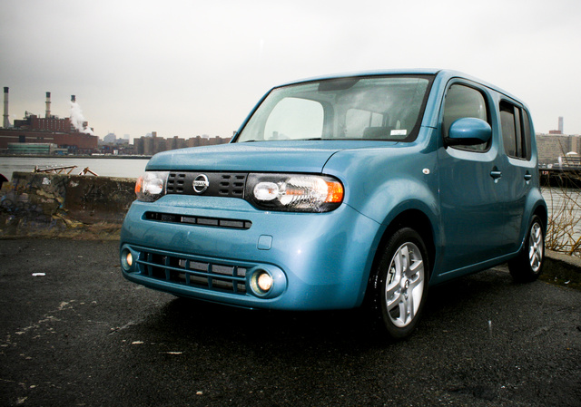 2009 Nissan Cube Second Generation Nissan Cube First Drive Review  2009 Nissan Cube: First Drive