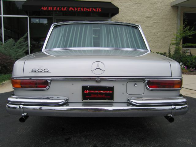Nice price or crack pipe the 105 000 mercedes benz 600 for Mercedes benz 600 price