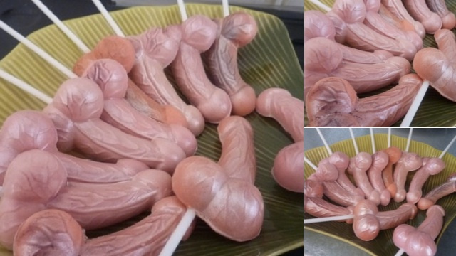 11 Ways to Make Foods Shaped Like Penises