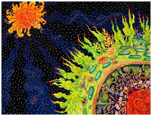 Trippy Designs To Paint Images Pictures Becuo