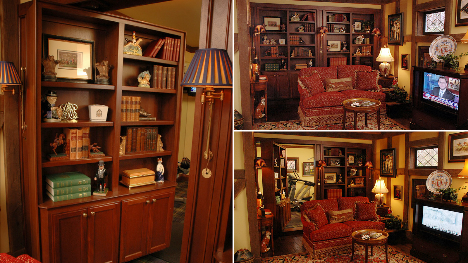 20 Secret Passageways And Hidden Rooms Hiding In Plain