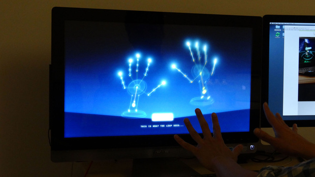 Leap Motion Controller Hands-On: The Future Is Magic (Now With Apps!)
