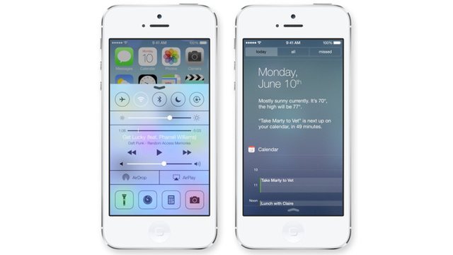 5 Things iOS 7 Tells Us About Your Next iPhone and iPad