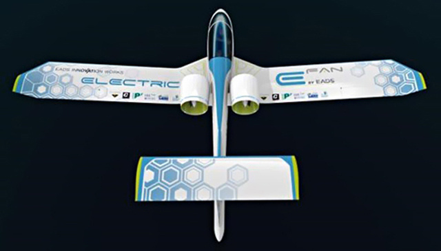 Future Stunt Pilots Could Train in These All-Electric Planes