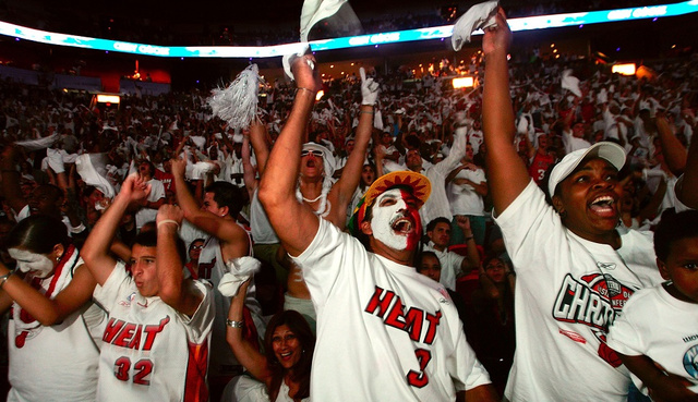 Miami Heat Nation Encompasses More Than Brats, Ghouls And Idiot…