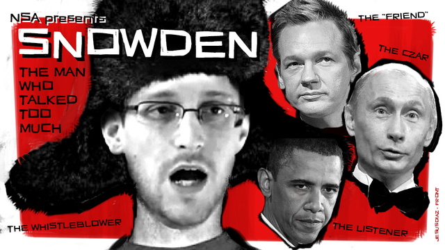 NSA Surveillance Scandal: Snowden Now In Moscow, Havana Tomorrow