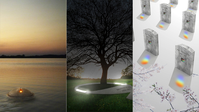 8 Designs That Rethink the Way We're Buried