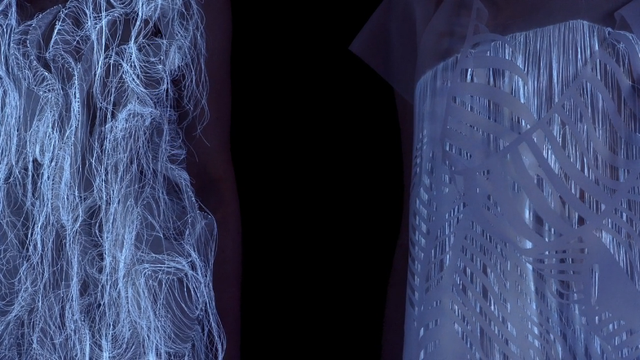 These Gaze-Sensitive Garments Move When They're Looked At