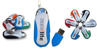 Mem|lite USB Lighter Stores Your Data/Lights Up Your Spliff