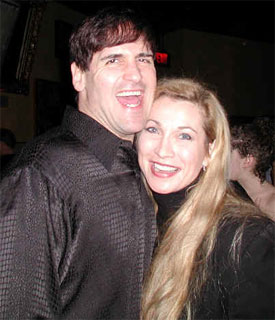 mark cuban cheats on wife