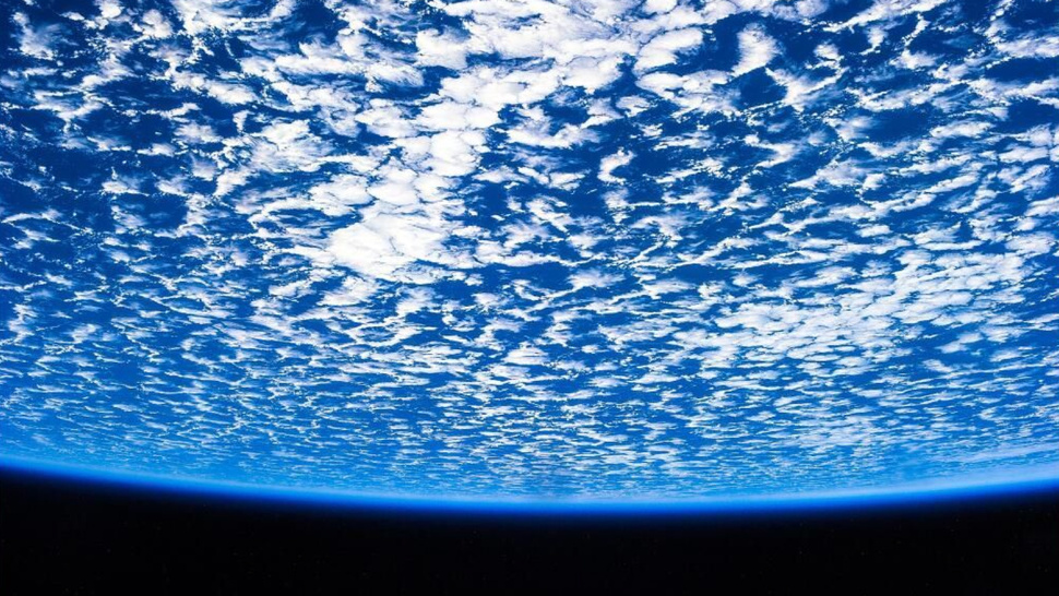 A view of Earth that'll make you go <em>whoa</em>
