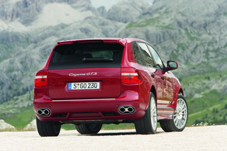 Porsche Cayenne GTS Bound For Chicago Auto Show, Pricing Announced