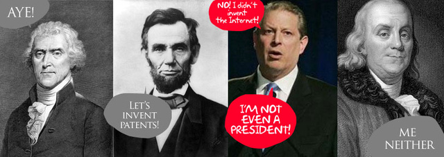 Gizmodo Celebrates the Fathers of Invention on Presidents' Day