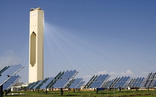 A Solar-Powered Death Ray