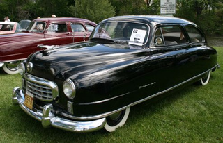Nash Statesman Coupe and Ambassador Sedan