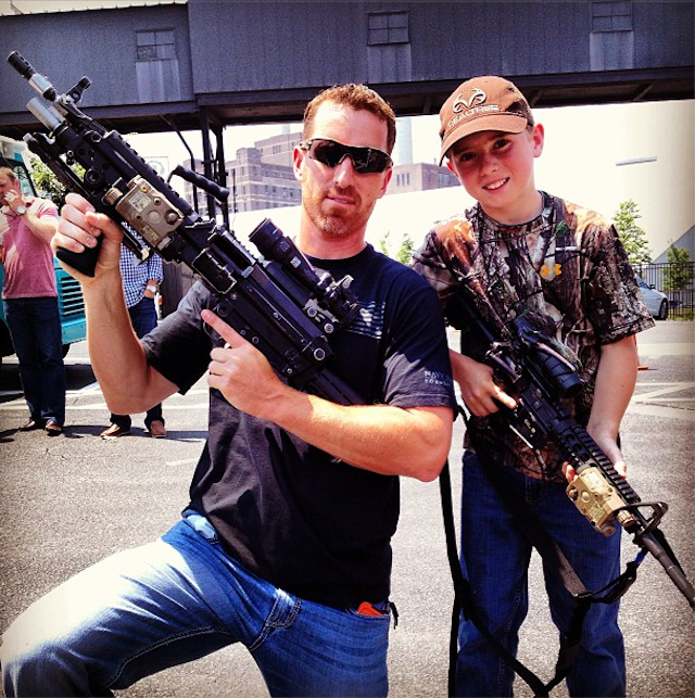 Adam LaRoche And His Son Would Like To Show You Their Very Larg…