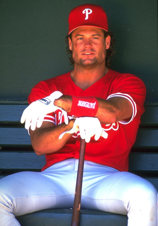 Darren Daulton Hospitalized With Brain Tumors
