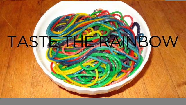 How to Make Rainbow Pasta and Show Pride