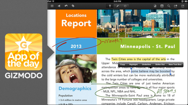 NoteSuite for iPad: Meet Evernote's New, Subscription-Free Competition
