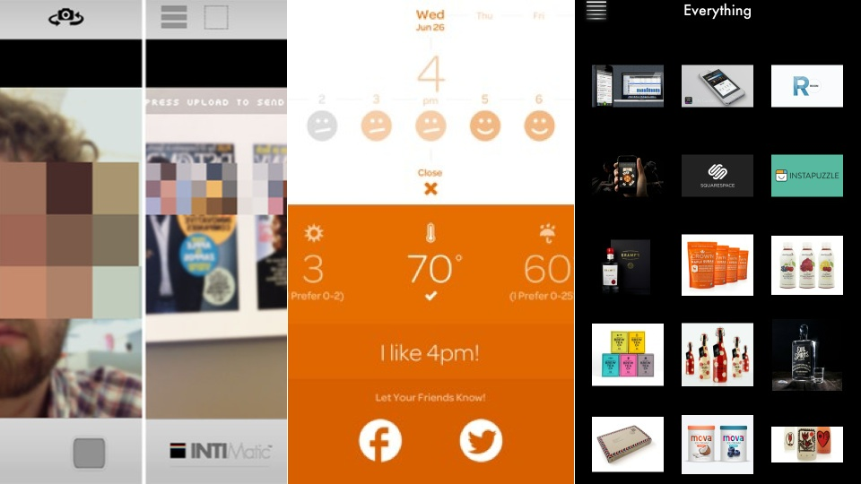 New iPhone Apps: Visual 2.0, Foresee, And More