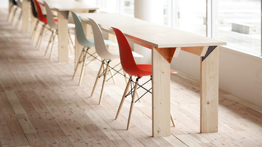 Download Mozilla's Open-Source Furniture To Kit Out Your Home