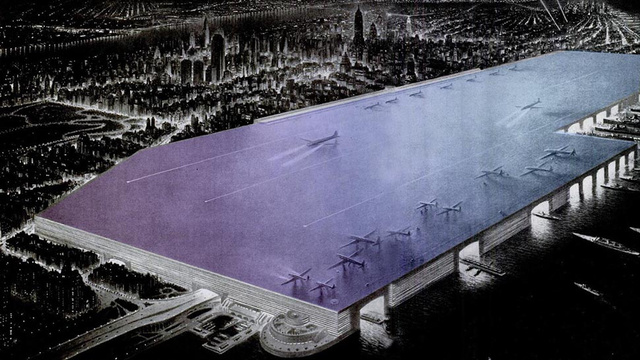 6 Radical Infrastructure Schemes That Almost Changed NYC ...