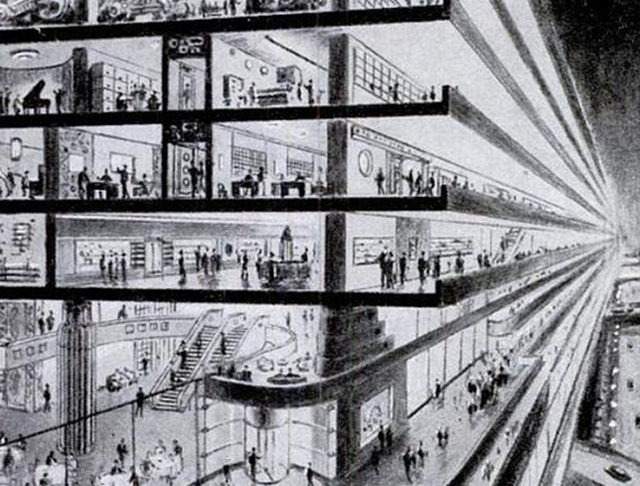 6 Radical Infrastructure Schemes That Almost Changed NYC Forever