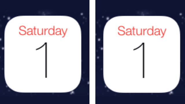 VICTORY! Apple Has Fixed the Number 1 in iOS 7's Calendar