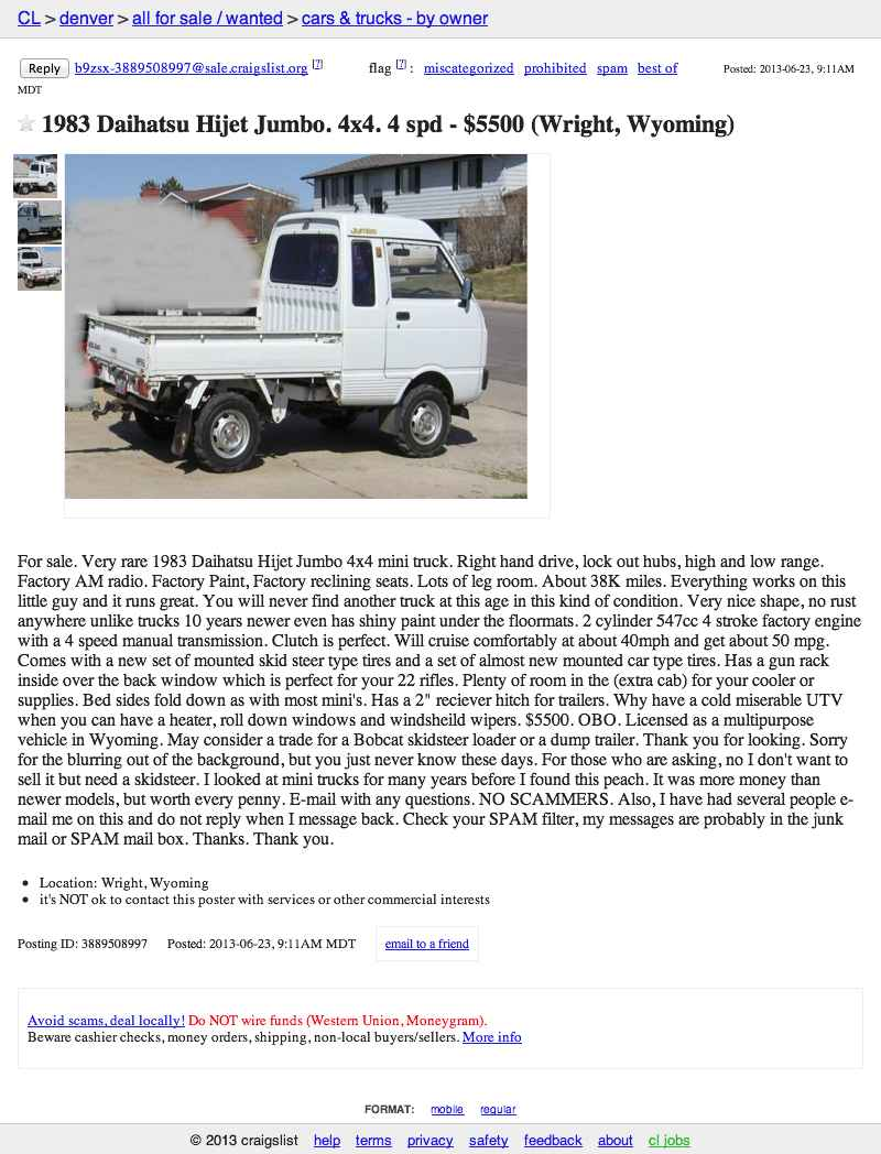 for this kei kei kei could take your baby away denver craigslist or go