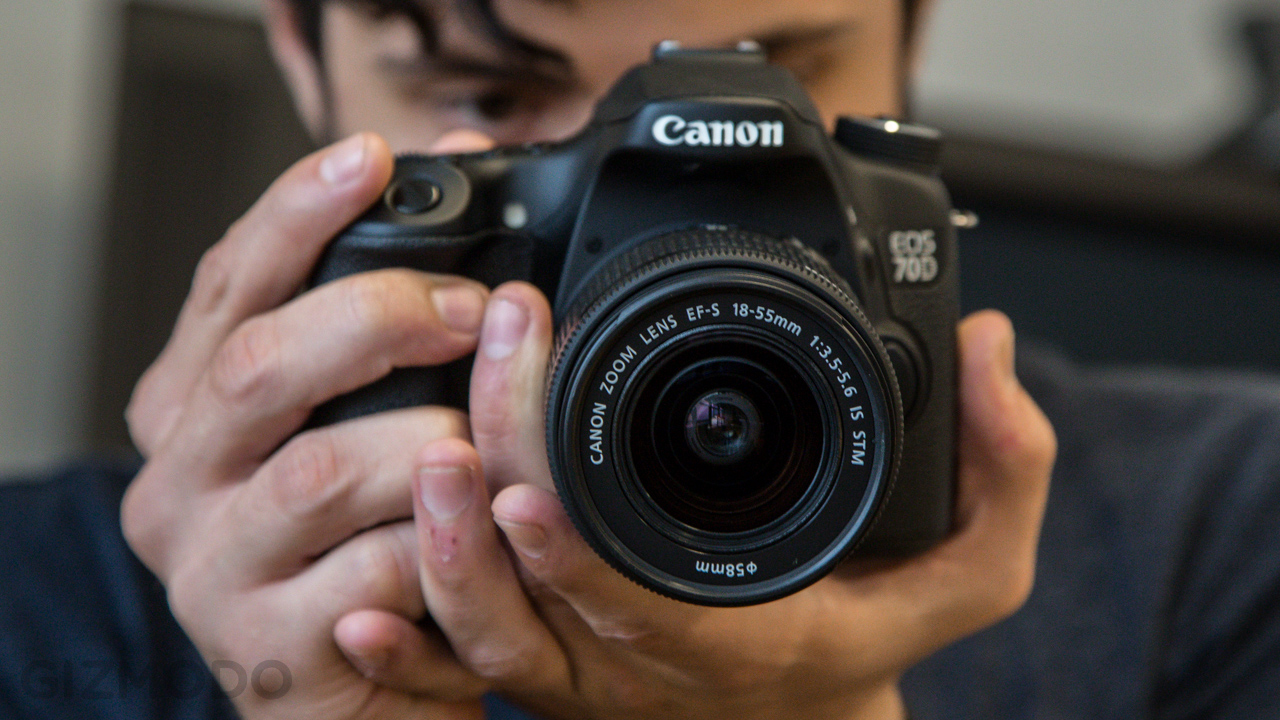 Canon EOS 70D Yet Another Incredible Video DSLR From