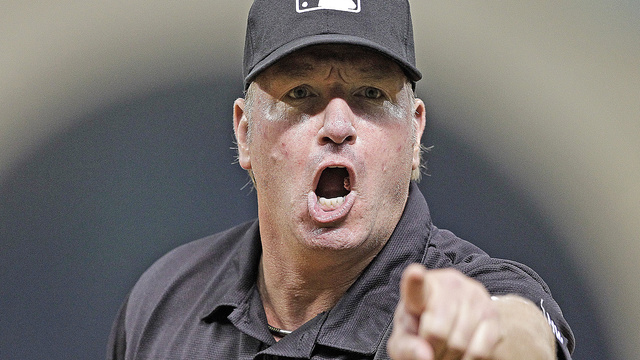 Veteran MLB Umpire Brian Runge Fired For Violating League Drug …