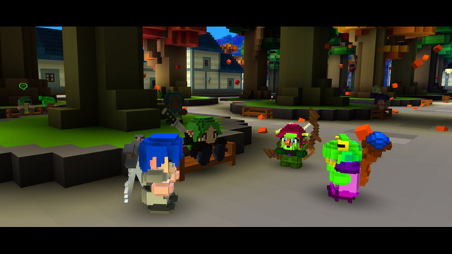 You Could Briefly Buy and Play Cube World. Very Briefly.