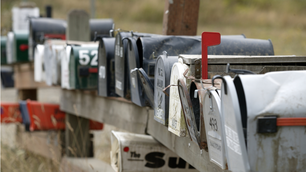 NYT: US Government Tracks Snail Mail Too