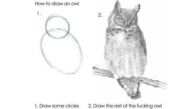 "Japan's ""Draw the Owl"" Meme Has a Harry Potter Twist"